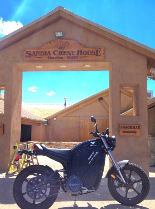 sandia crest house