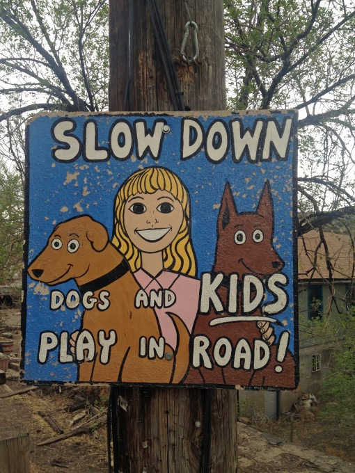 play in road